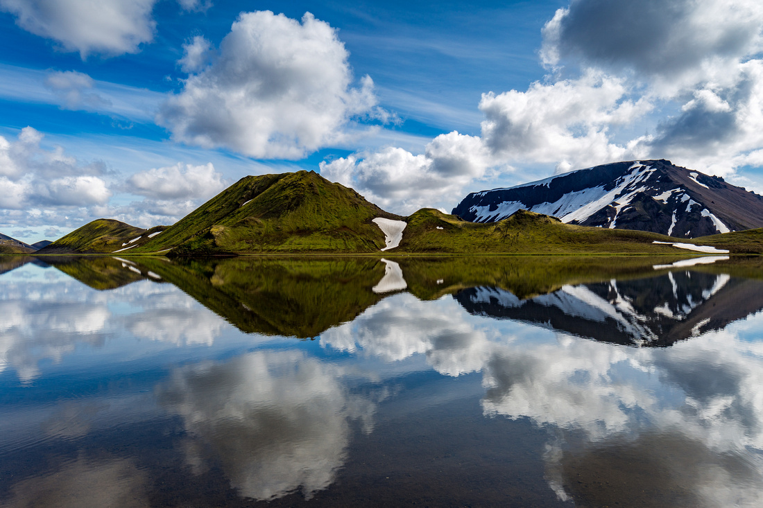 Kýlingavatn lake