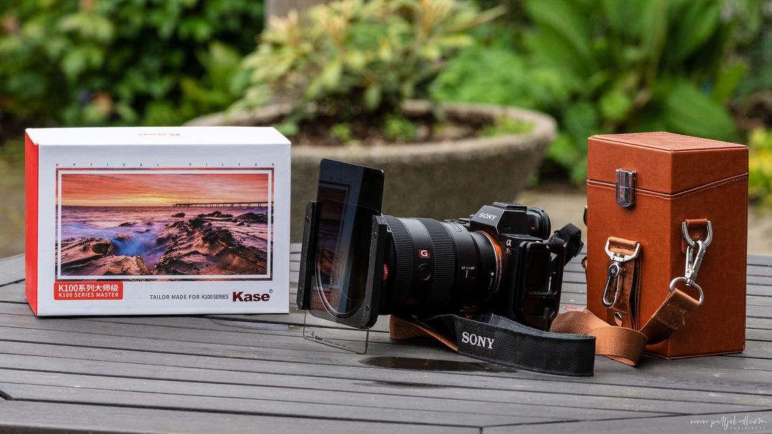KASE K100 Wolverine series Master kit.