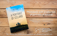 A Portrait of Iceland (Book: Hardcover 160 pages, 17x24cm)