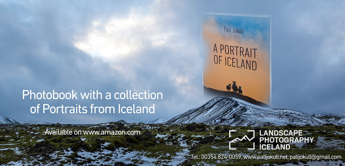 A collection of Portraits of Iceland