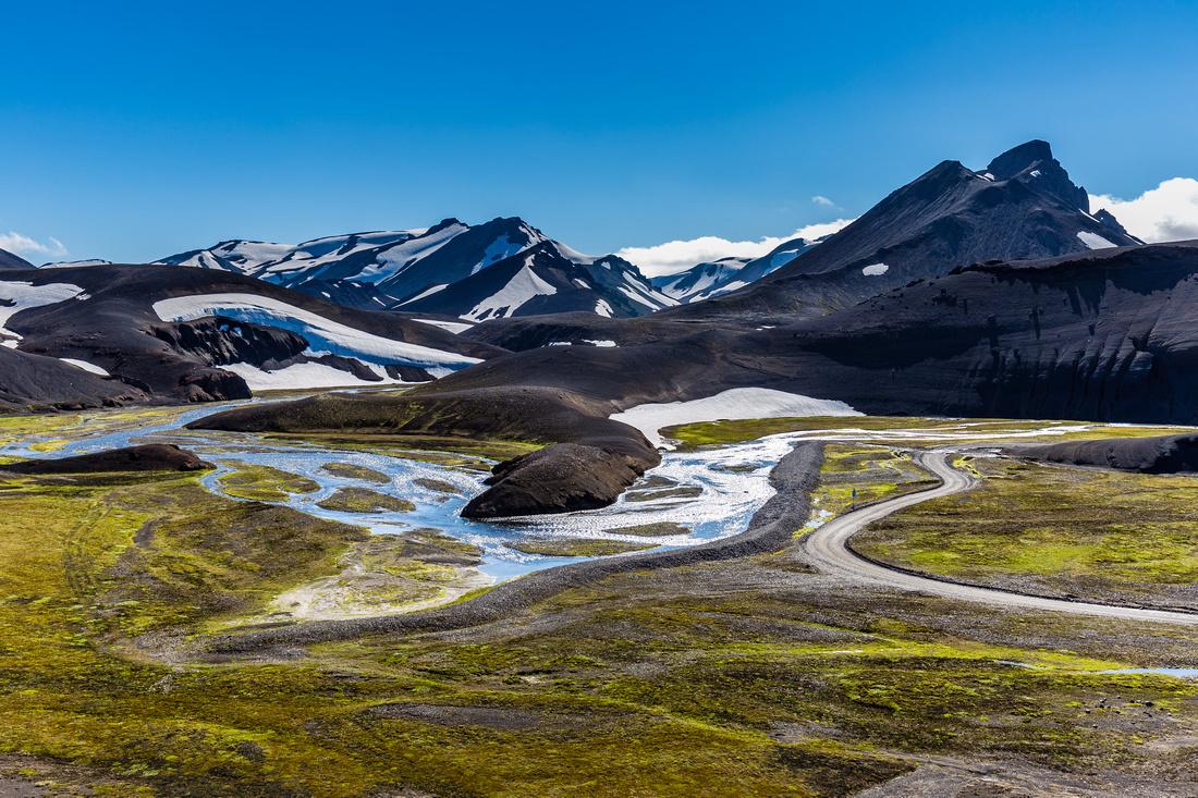 Fjallabak north.