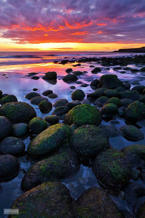 Hvaleyri sunset II