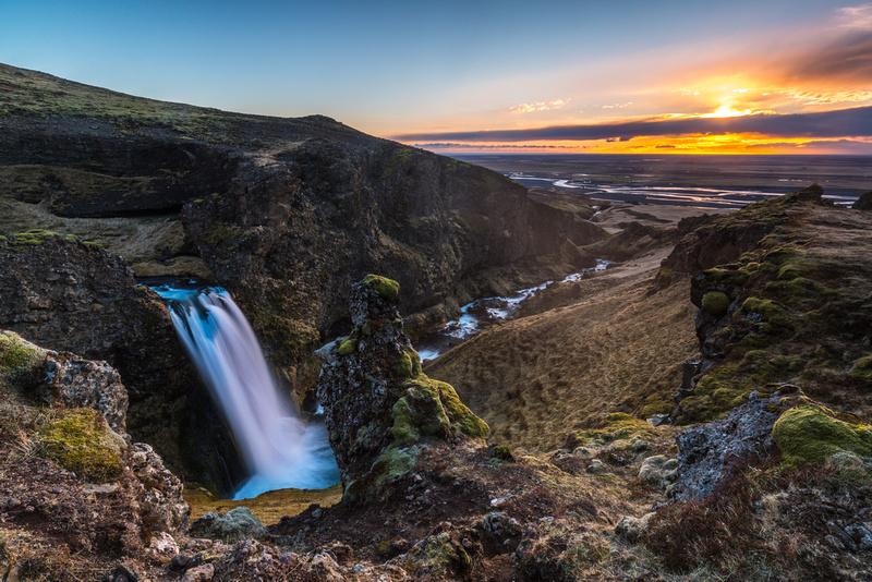 No-name waterfall
